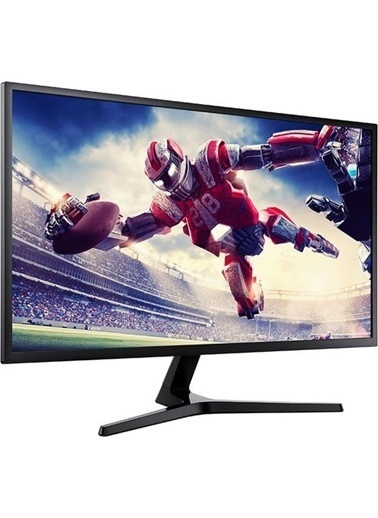 Samsung Samsung 32 UJ590 4K 3840x2160 HDMI DP 4ms Gaming Monitör Renkli
